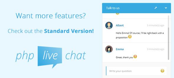 WordPress Live Chat Plug-in - 2
